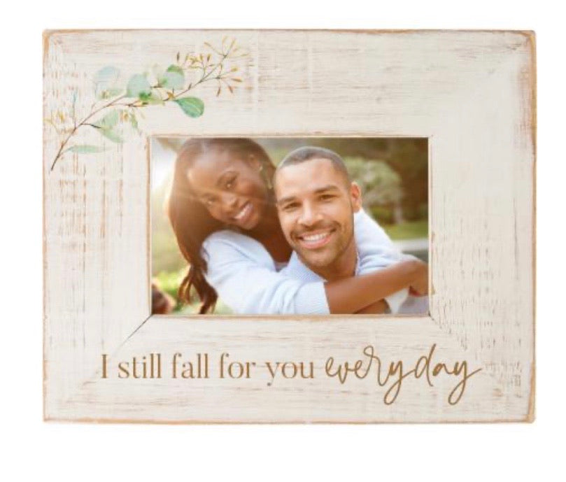 I Still Fall For You Photo Frame