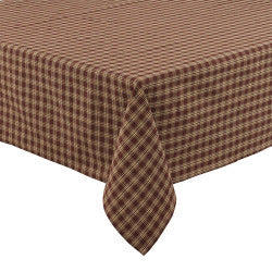 Sturbridge Wine Tablecloth