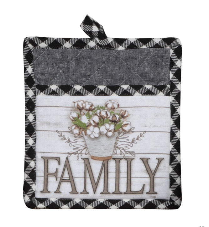 Family Pocket Mitt