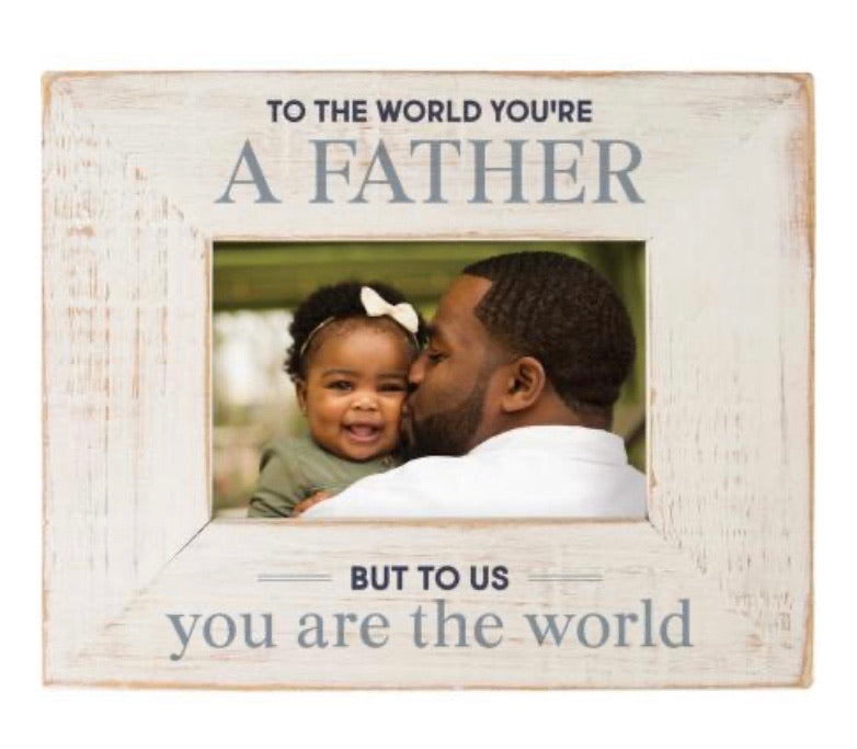 A Father Photo Frame