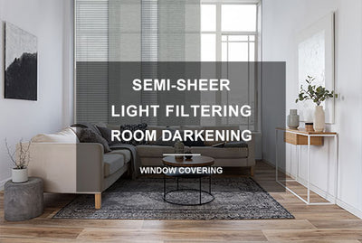 Semi-sheer Series Available Now