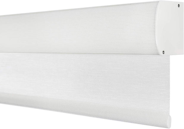 Free Stop Cordless Roller Shade | Roller Shade | White - GoDear shop