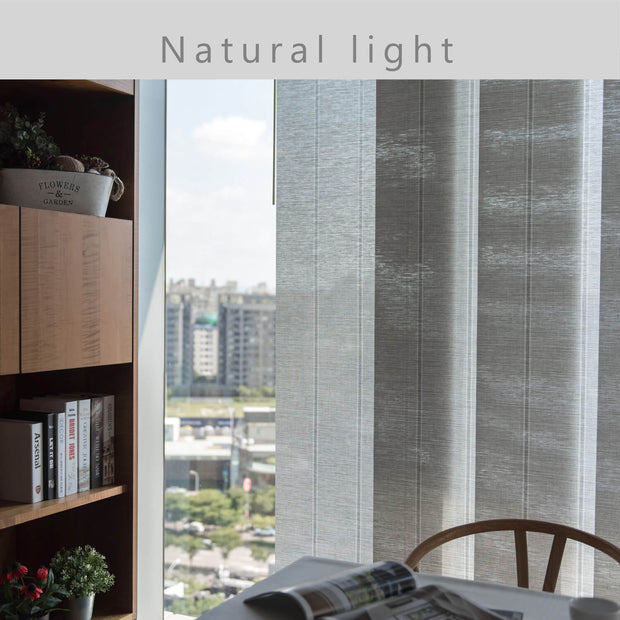 sliding panel blinds