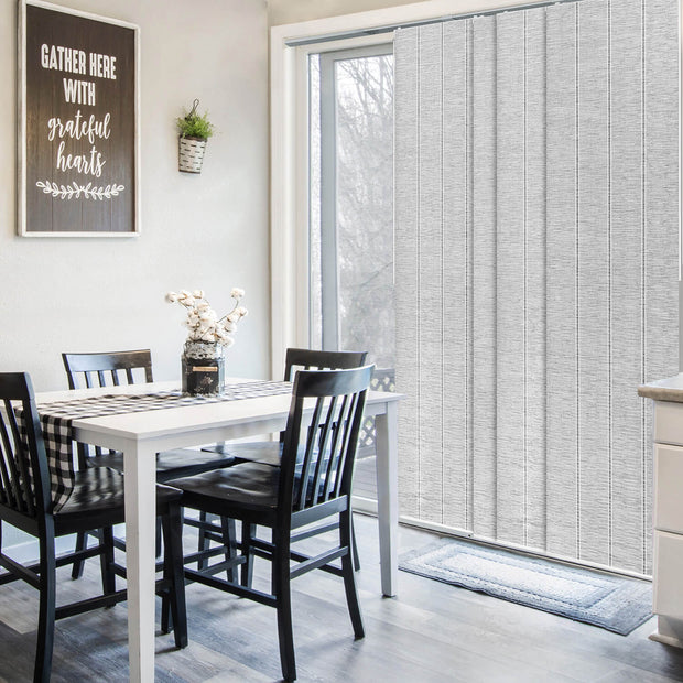 Deluxe Godear Design Adjustable Sliding Panel Blinds
