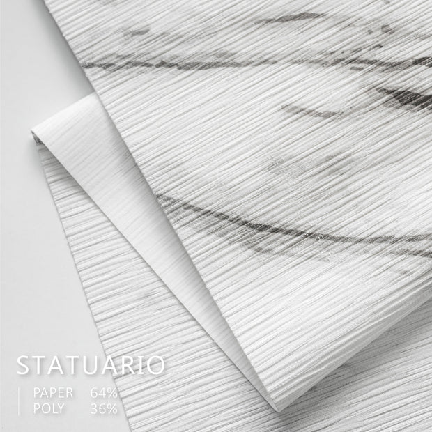 Adjustable Sliding Panels | Light Filtering | Statuario