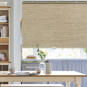 cream freestop cordless roller shade