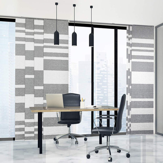 Adjustable Sliding Panels | Blackout | Shadow + - GoDear shop