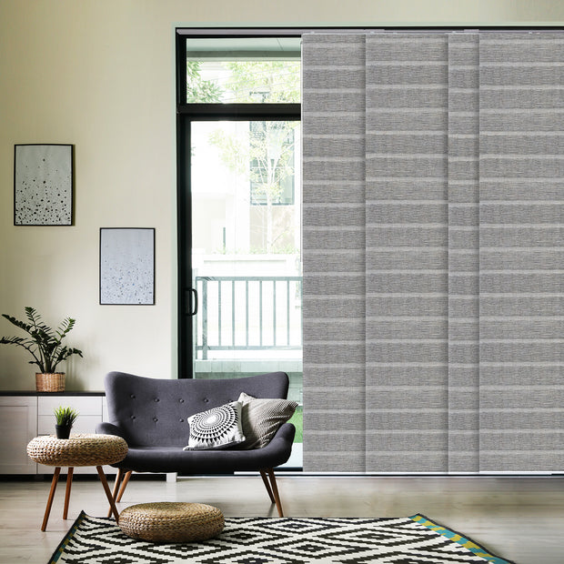 GoDear Design Deluxe Adjustable Sliding Panel Track Blind