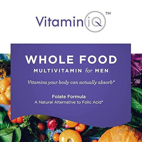 Men's Whole Food Multivitamin