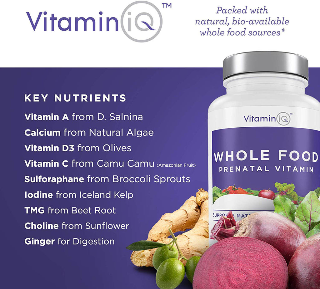 Intelligent Supplements: Prenatal Vitamins