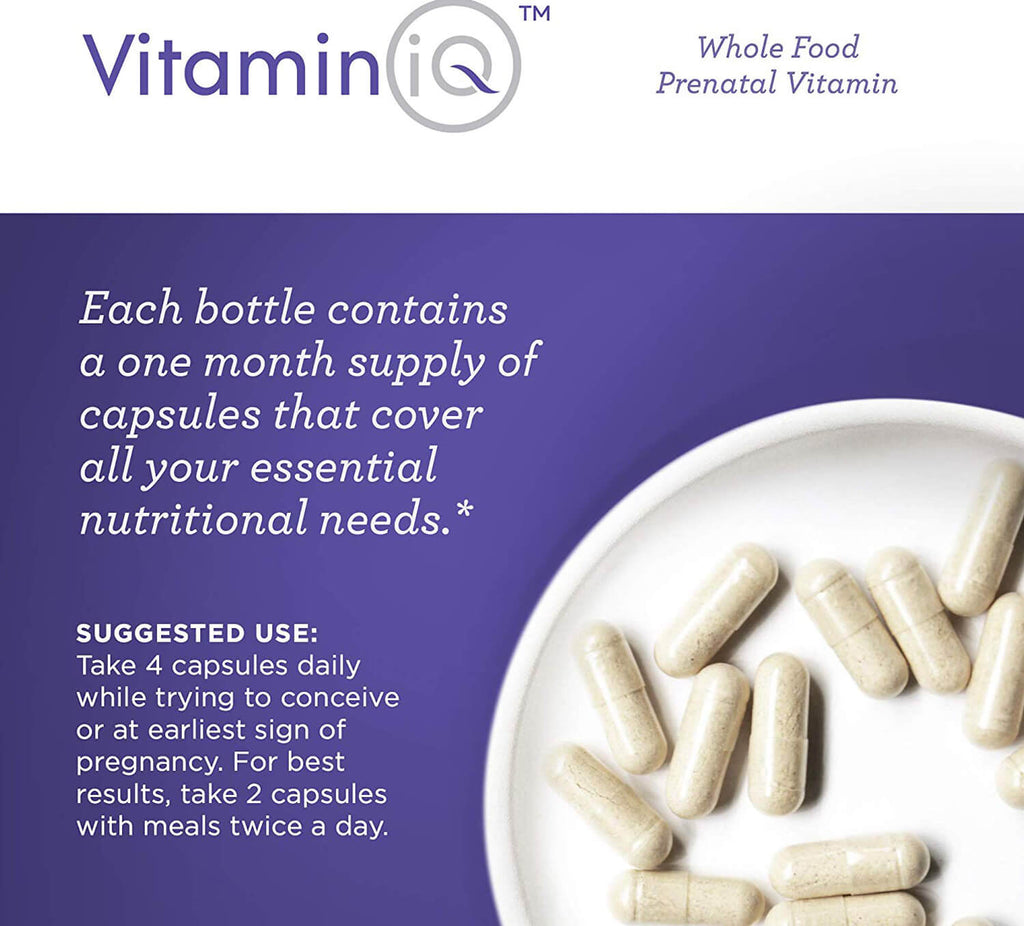 Whole Food Prenatal Vitamin