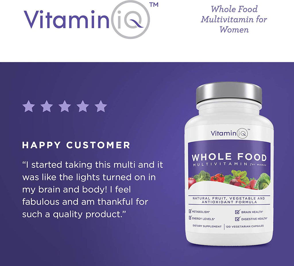 Women's Whole Food Multivitamin