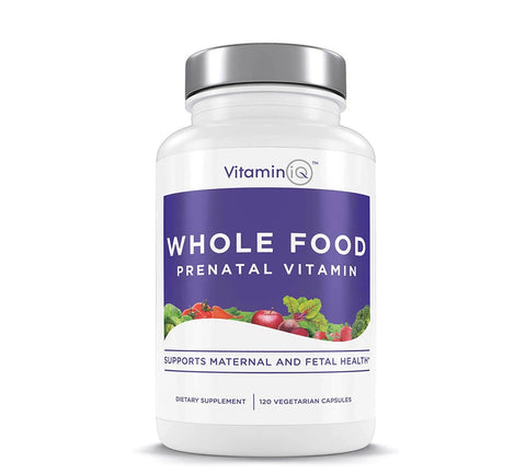 Whole Food Prenatal  Vitamins