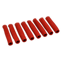 Load image into Gallery viewer, Spark Plug Wire Boot Heat Shield - 8 Pieces RED