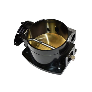 102MM 4-BOLT LS BLACK THROTTLE BODY
