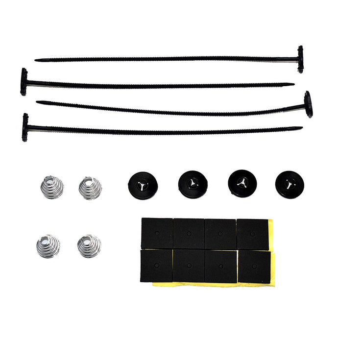 ELECTRIC RADIATOR FAN PLASTIC ROD MOUNTING KIT