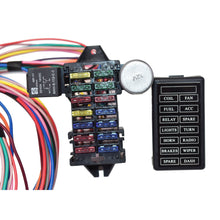 Load image into Gallery viewer, 14 CIRCUIT BASIC WIRING HARNESS KIT