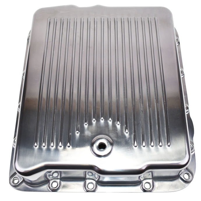 700R4 TRANSMISSION PAN WITH GASKET & BOLTS