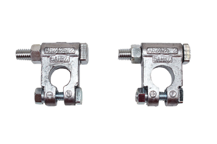 2 PIECE MIL SPEC BATTERY TERMINALS ONLY