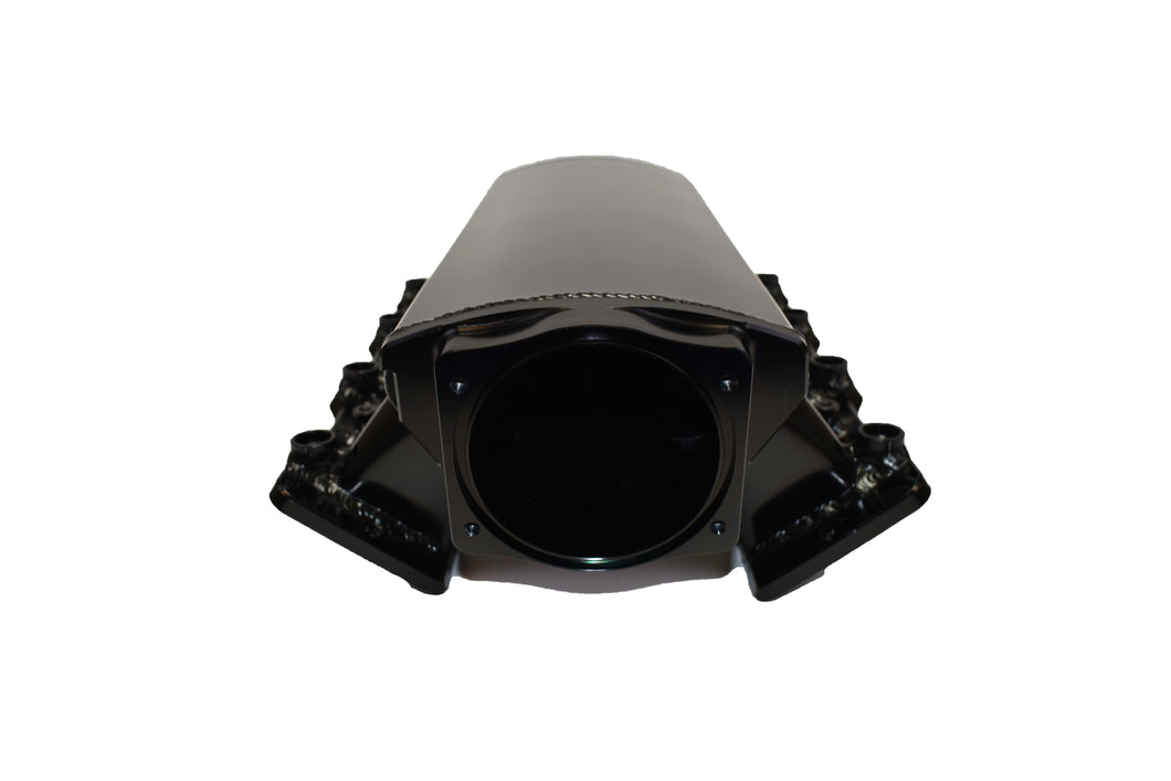 LS1/LS2/LS6 SHORT INTAKE ONLY -7 BLACK