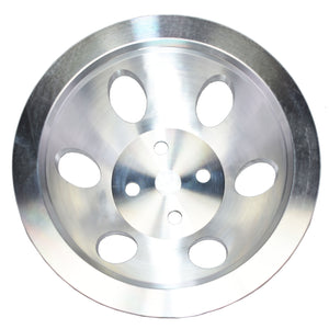 GM SBC SWP SINGLE GROOVE PULLEY