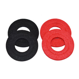 Battery Anti Corrosion Washers (2 Red & 2 Black)