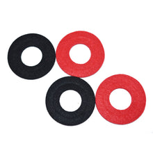 Load image into Gallery viewer, Battery Anti Corrosion Washers (2 Red & 2 Black)