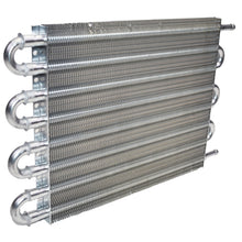 "Load image into Gallery viewer, UNIVERSAL TRANSMISSION OIL COOLER 15-1/2"" x 10"" x 3/4"""