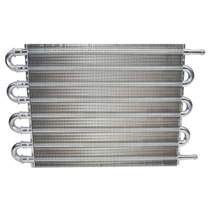 "UNIVERSAL TRANSMISSION OIL COOLER 15-1/2"" x 10"" x 3/4"""