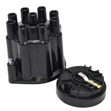 Load image into Gallery viewer, 8-CYLINDER FEMALE PRO SERIES BLACK CAP & ROTOR KIT
