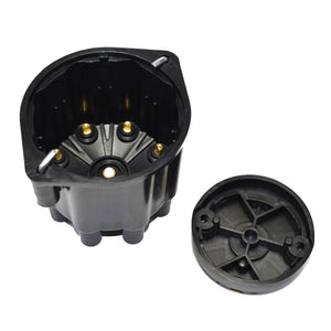 8-CYLINDER FEMALE PRO SERIES BLACK CAP & ROTOR KIT