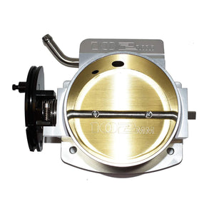102MM 4-BOLT LS SILVER THROTTLE BODY