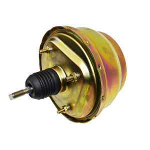 "8"" DUAL DIAPHRAGM POWER BRAKE BOOSTER ZINC"