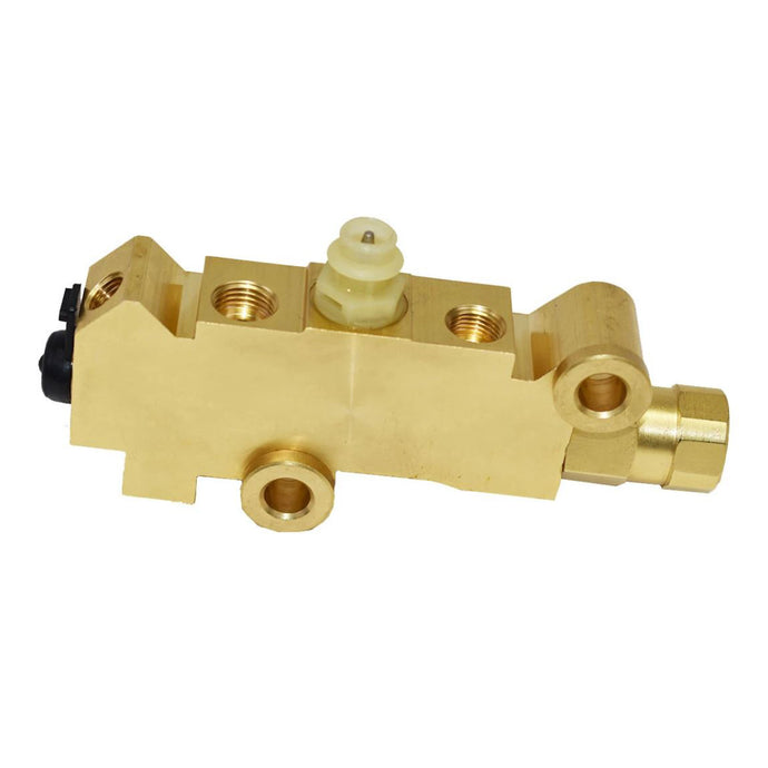 DISC/DRUM PROPORTIONING VALVE- BRASS