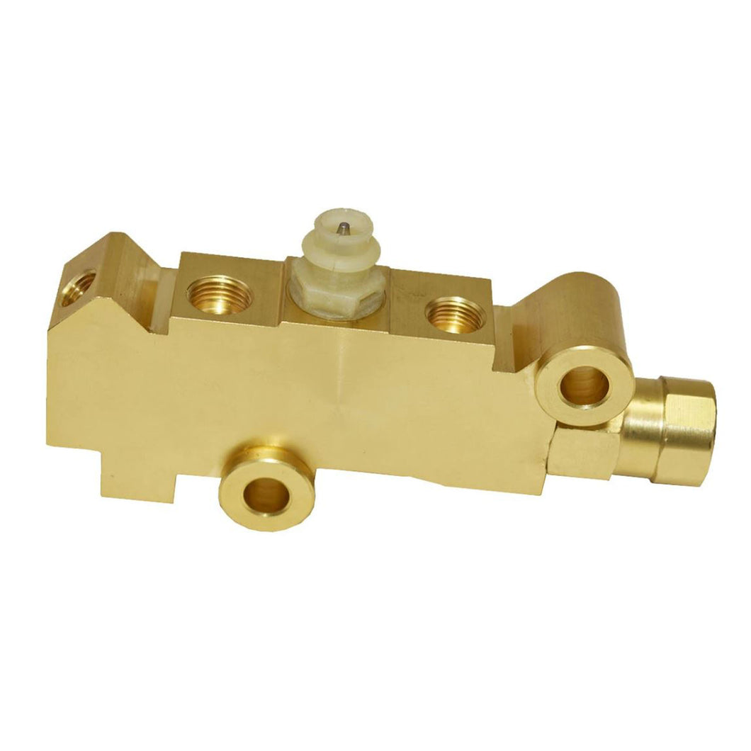 DISC/DISC PROPORTIONING VALVE- BRASS