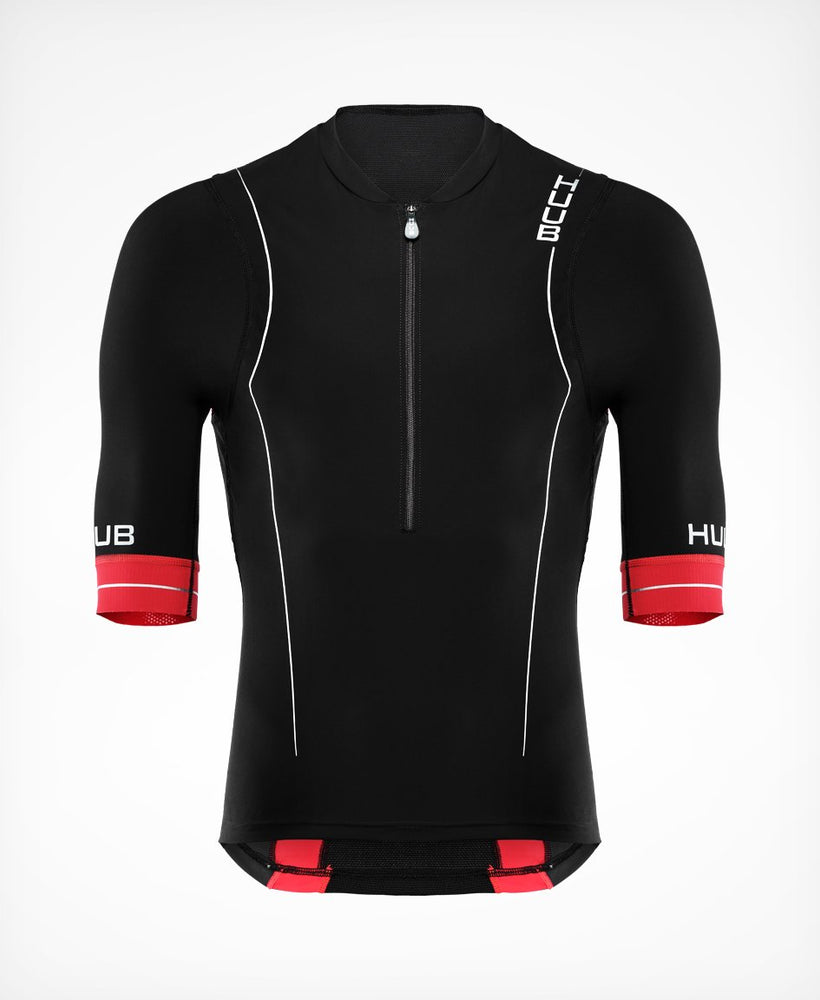 RaceLine Long Course Triathlon Top Front