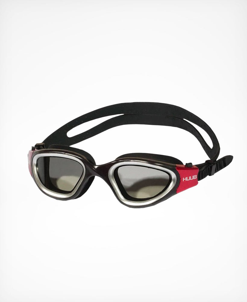 Aphotic Swim Goggle - Black & Red