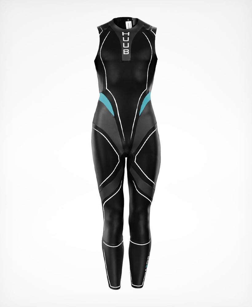 Aegis III Sleeveless Wetsuit + (FREE Brownlee Goggles Valued at $50)