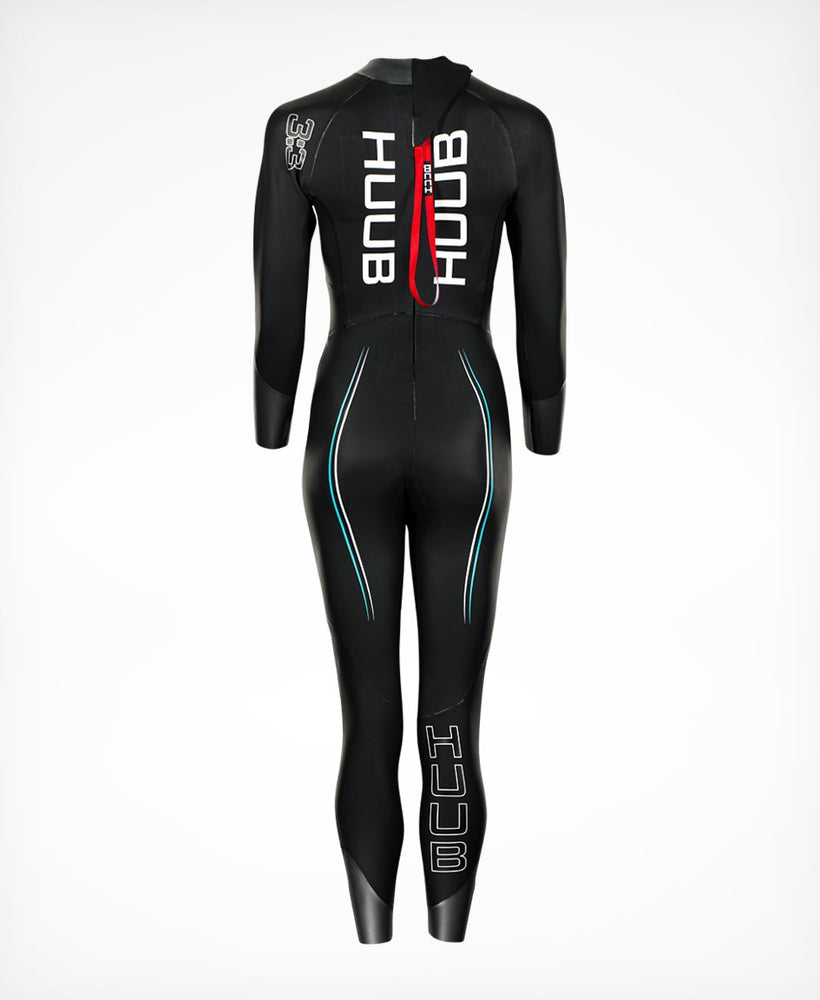 Axiom Wetsuit + (FREE Brownlee Goggles Valued at $50)