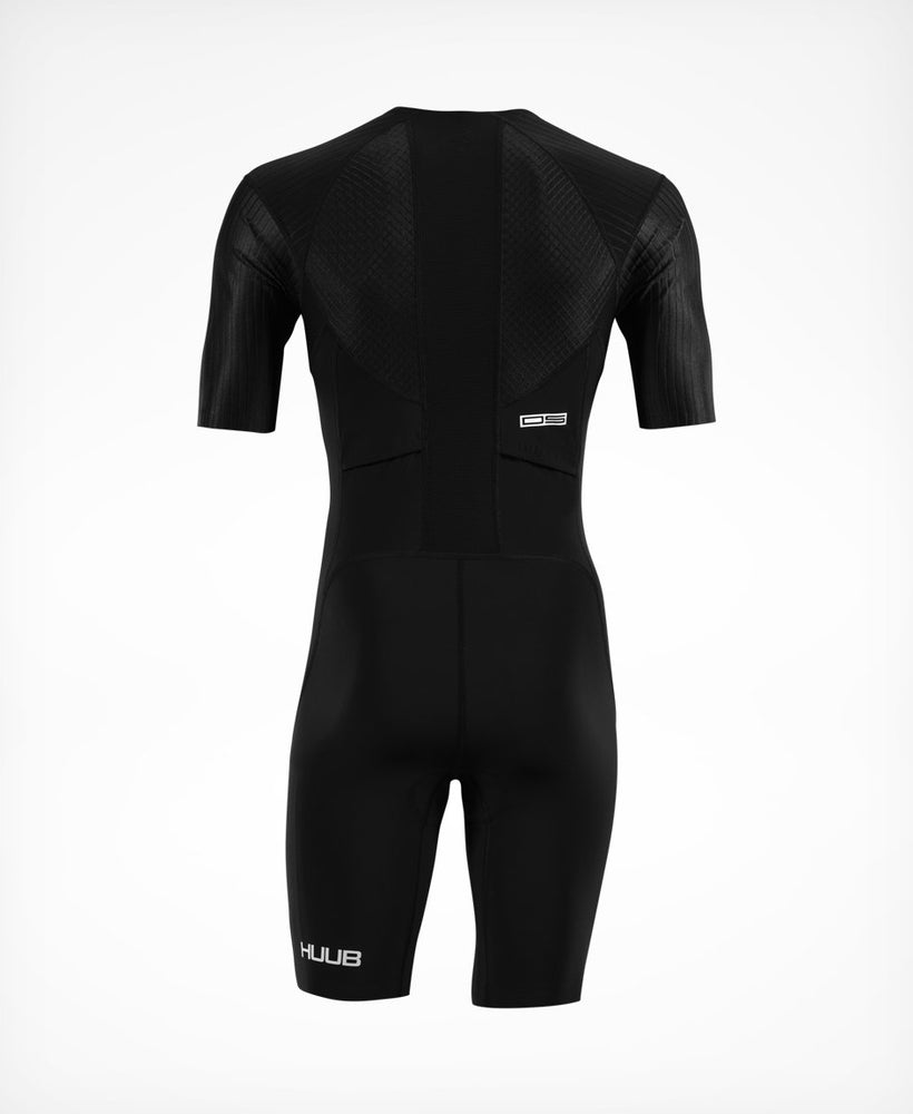 DS Long Course Triathlon Suit - Black