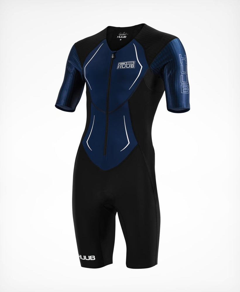 DS Long Course Triathlon Suit - Navy