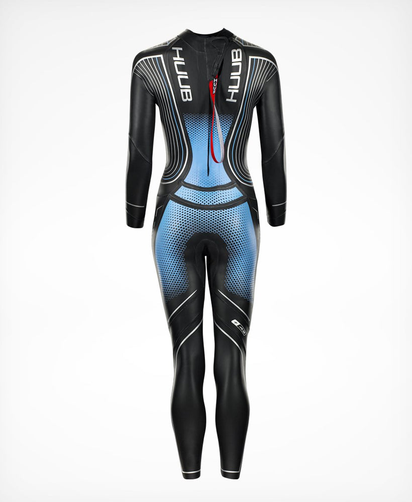 Brownlee Agilis Wetsuit - Womens + (FREE Brownlee Goggles Valued at $50)