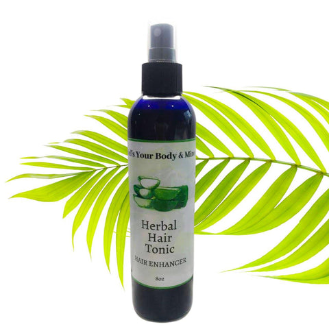 Herbal Hair Tonic - Kel's Your Body & Mine