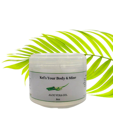 Aloe Vera Gel - Kel's Your Body & Mine