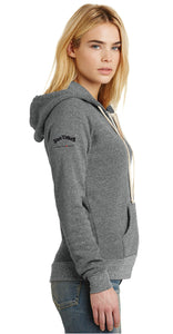 Alternative Women's Adrian Eco™ -Fleece Zip Hoodie