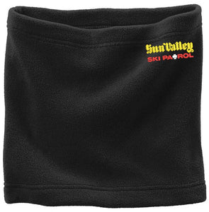 SVSP Embroidery Fleece Neck Gaiter