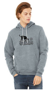 Avalanche Dog Hooded Sweatshirt