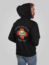 Load image into Gallery viewer, Haulin' The Fallin' SVSP Hooded Sweatshirt