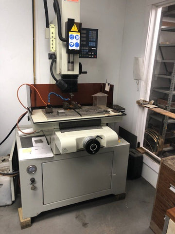 Used CHMER CMH 32Z  EDM, SMALL HOLE