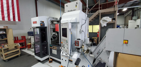 2010 Mori Seiki NT 1000 SZ  Millturn(Only 900 Hours)